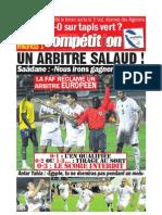 Edition du 12 octobre 2009