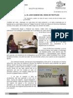 25 d1e febrero de 2014_TRABAJO SOCIAL, EL LADO HUMANO DEL CESSA DE TEOTITLÁN