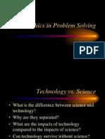 Ethics Problem Solving