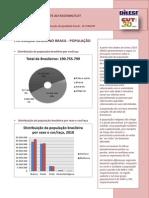 Dados Populacao Negra No Brasil