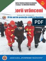 Revista Salvatorii Vranceni, nr. 1, anul III, 2014