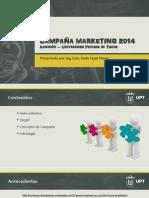 Campana Marketing 2014