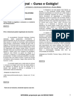 046 - Material 22- Extensivo e Terceirao - Redacao- Carta Do Leitor - 21-08-2013