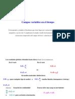 Tema 1. Campos Variables en Tiempo