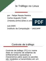 Controle do tráfego no linux