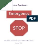 Emergency Stop (PIP & Motability)