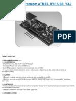 Tutorial Del Programador ATMEL AVR USB V3