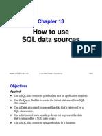 Chapter 13 Slides ASP