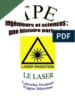 TPE laser