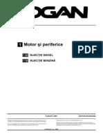 LOGAN Motor Si Periferice MR390