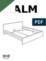 Malm Bed Frame AA 75286 15 Pub