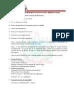 Fichas Do AEE