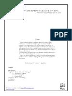 Mach-O Hooking & Dynamic Linking Analyses