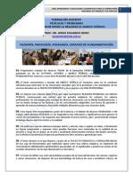 246. PROBLEMAS Y PELíCULAS PARA LA FORMACIÓN Y LA CAPACITACIÓN DOCENTE