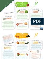 Inpes Manger Bouger PDF Produits Saison