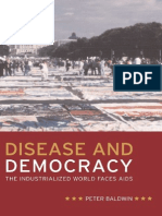 (eter Baldwin-Disease and Democracy_ the Industrialized World Faces AIDS-University of California Press (2005)