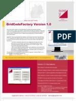GridCode Flyer En