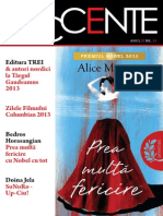 Revista ACCENTE nr. 13 (PDF)