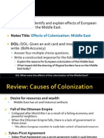 WebNotes - 2014 - Effects-ColonialismINMidEast 2014