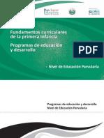Educacion Parvularia Web