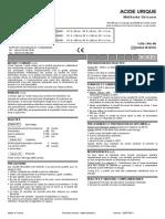 80001 FT Acide Urique