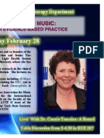 Dr. Tomaino Poster