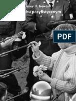Huey p Newton o Ruchu Pacyfistycznym 1969