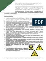 Medidas de Seguridad en Laboratorios de Quimica