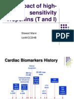 Impact of High Sensitivity Troponins for 6Nov Cardiac Forum