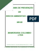 PPRA - Marmoraria