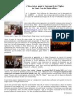 ASESJR Bulletin 2012