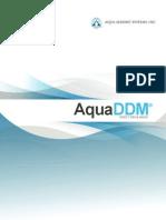 AquaDDM Brochure 2012