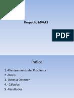 Despacho Mvars