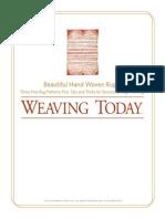 Beautiful Hand Woven Rugs(1)