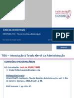 6354_Semana_2_Teoria_Geral_da_Administração