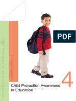 Child Protection Awareness in Education - Module 4