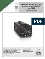 Manual de InstruçõEs C454 View