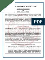 03.Admission Procedure Jee Nri 2013
