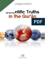 Scientific Truths in the Quran