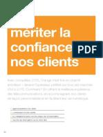 Orange Rapport RSE 2011 Confiance