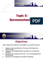 Topic 13 Servomechanism