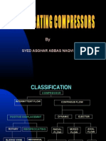 Reciprocating Compressor II