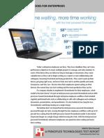 Comparing Chromebooks for enterprises
