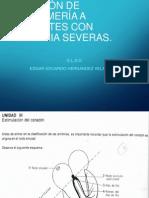 ATENCIÓN DE ENF. A PACIENTES CON ARRITMIA SEVERA