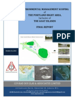 Environmental Management Scoping Project Second Draft Final Report Reduced Size