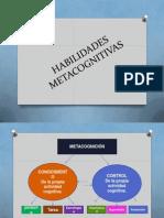 HABILIDADES METACOGMITIVAS exposición rbd