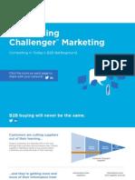 Challenger Marketing eBook