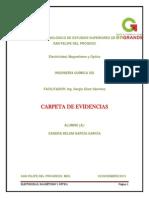 Electricidad Portafolio Unidad i,II,,III,IV y V