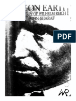 Sharaf Myron Fury on Earth a Biography of Wilhelm Reich