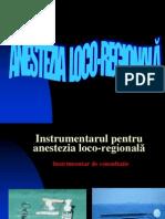 Anestezie ALR Maxilar